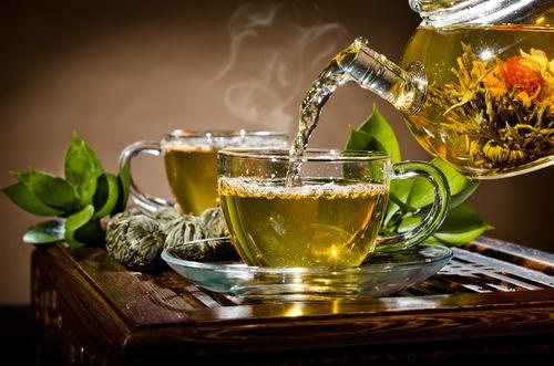 čaje - bylinné čaje