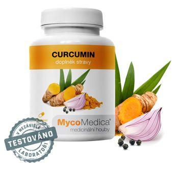 Curcumin v optimální koncentraci MycoMedica