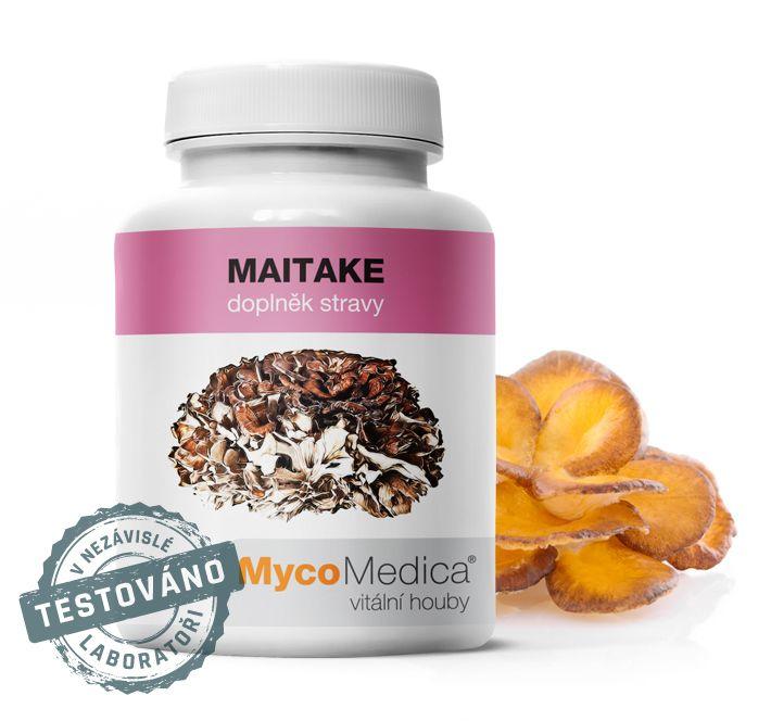 Maitake - (trsnatec lupenitý) MycoMedica