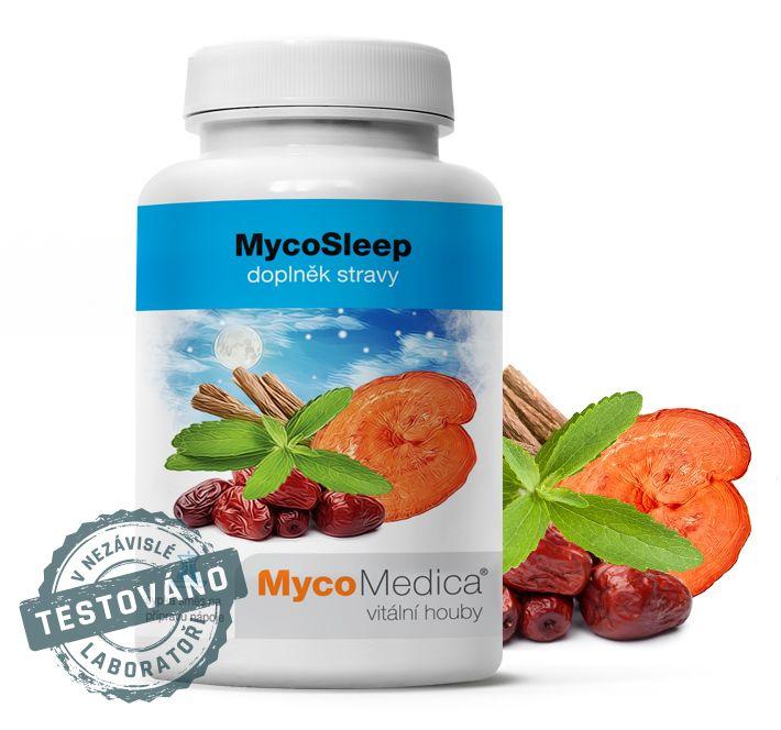 MycoSleep MycoMedica