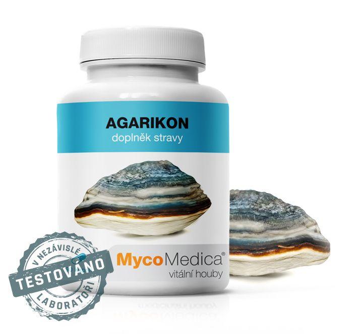 Agarikon (verpáník lékařský) MycoMedica