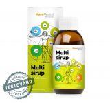 Multi sirup - pro dospělé   MycoMedica