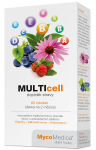 MULTIcell - Imunoaktivní multivitamín pro podporu organismu současného člověka MycoMedica